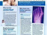 Artikel: Wie kann ein Hallux operiert werden?