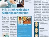 Hilfe bei chronischen Gelenksschmerzen
