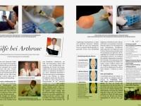 Hilfe bei Arthrose (Artikel Tirolerin)